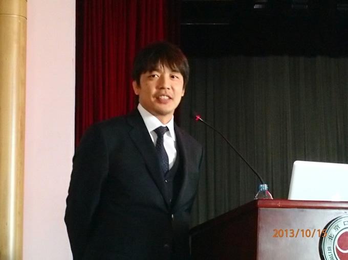 2013年 インビザラインセミナー in 中国(北京)