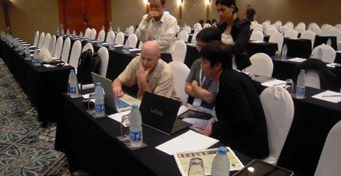 2011年 インビザラインアジアンサミット(タイ)2日目