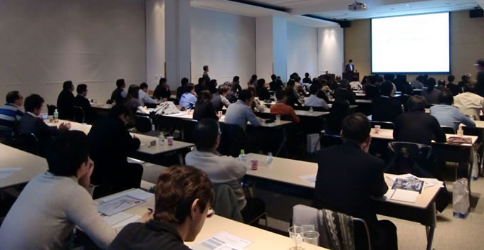 2011年 インビザライン臨床セミナー(東京)