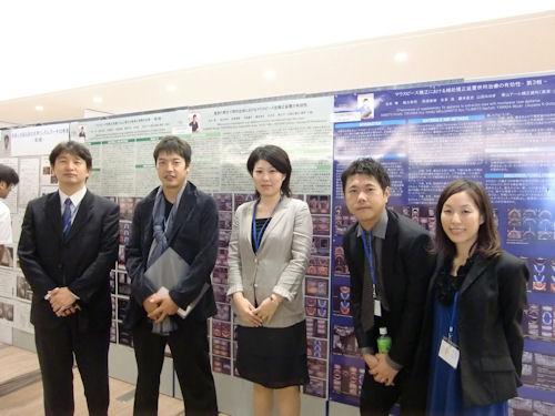 日本矯正歯科学会で発表しました。