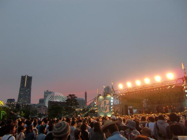 音楽とアートの祭典