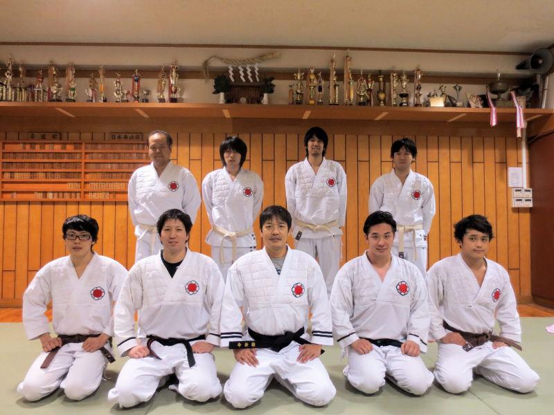 日本大学歯学部日本拳法部