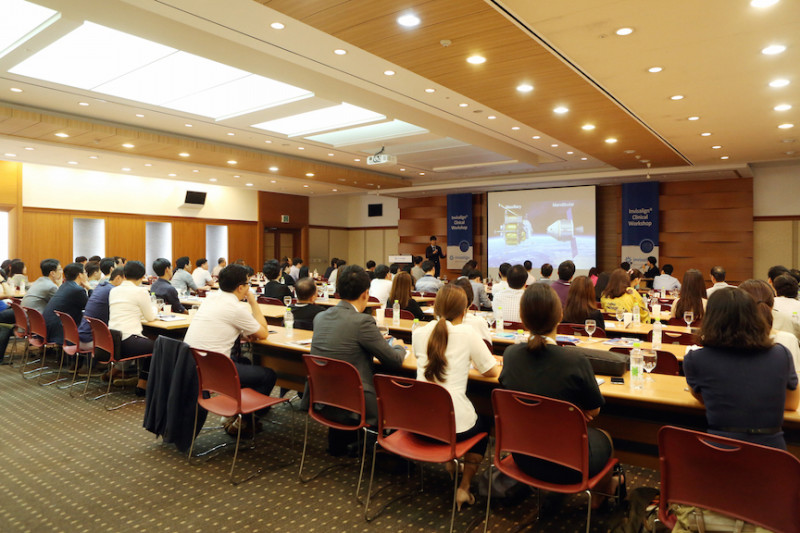 Invisalign Clinical Workshop in KOREA (韓国)