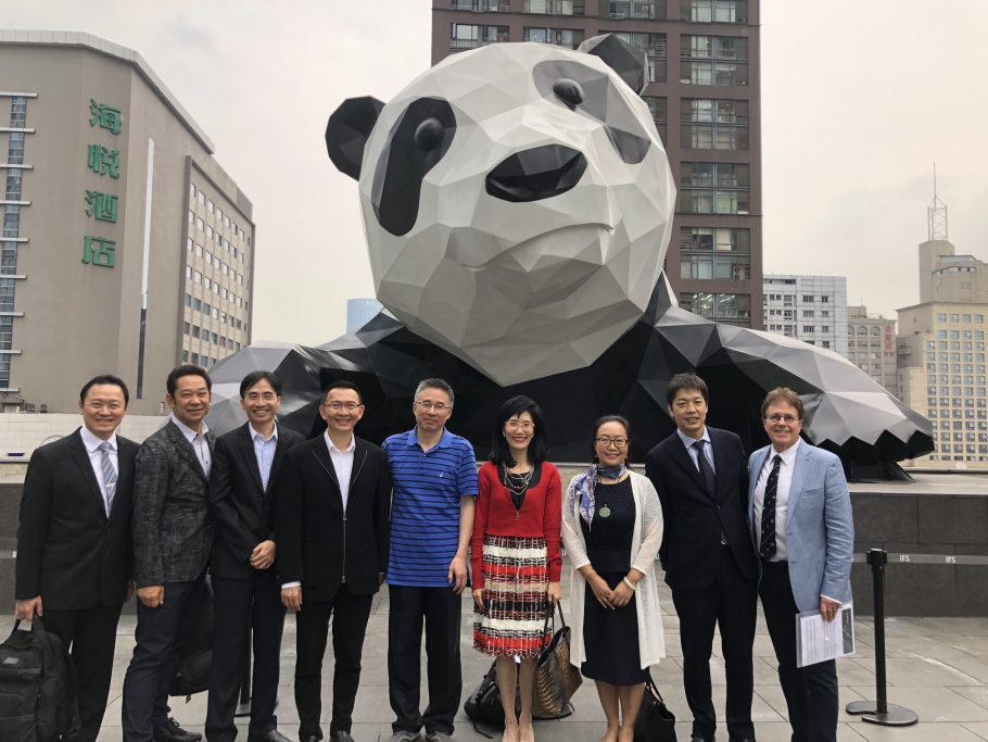 インビザライン アドバイザリーボード会議 2018 in 成都 (中国)
